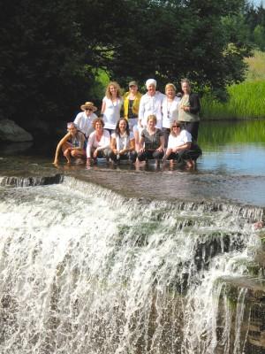 retreat Indian Falls